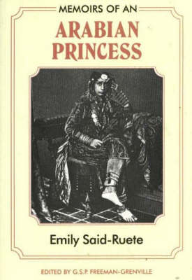 Memoirs of an Arabian Princess (Paperback)
