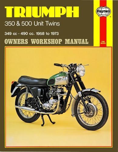 Triumph 350 & 500 Unit Twins (58 - 73) (Paperback)