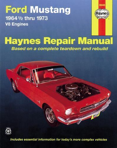 Ford Mustang V8 (July 64 - 73) (Paperback)