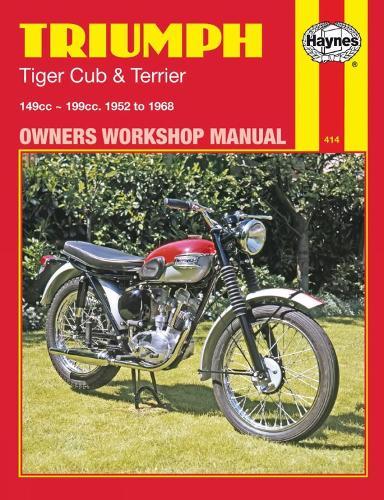 Triumph Tiger Cub & Terrier (52 - 68) (Paperback)