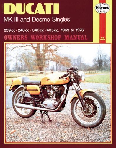 Ducati Mk III & Desmo Singles (69 - 76) (Paperback)