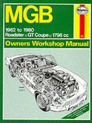 M. G. B. Owner's Workshop Manual - Service & repair manuals (Hardback)