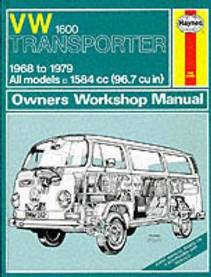 Volkswagen 1600 Transporter Owner's Workshop Manual - Service & repair manuals (Hardback)