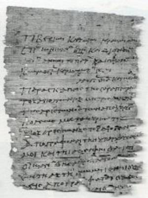 Oxyrhynchus Papyri Part Lxiii (Grm 83): Vol.63 (Hardback)