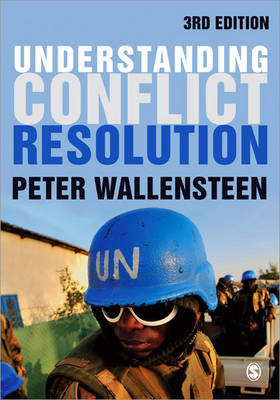 Understanding Conflict Resolution: War, Peace and the Global System (Paperback)