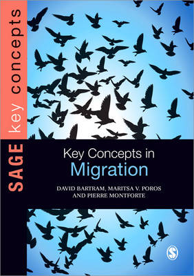 Key Concepts in Migration - Sage Key Concepts Series (Hardback)