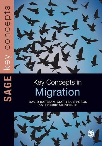 Key Concepts in Migration - Sage Key Concepts Series (Paperback)