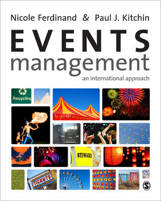 Events Management: An International Approach (Paperback)