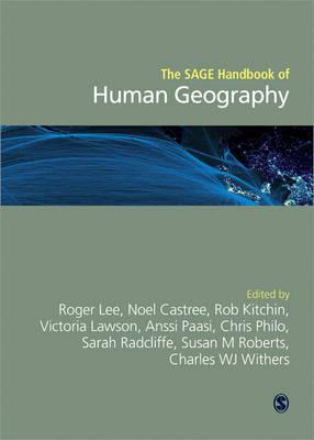 The SAGE Handbook of Human Geography, 2v (Hardback)