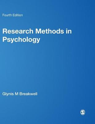 Research Methods in Psychology (Hardback)