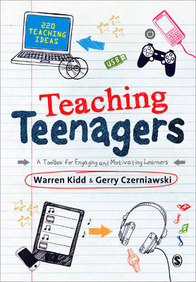 Teaching Teenagers: A Toolbox for Engaging and Motivating Learners (Paperback)