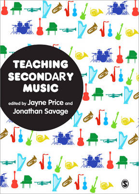 Teaching Secondary Music (Paperback)