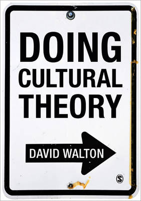 Doing Cultural Theory (Paperback)