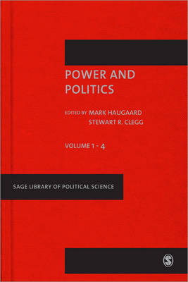 Power and Politics - Sage Library of Political Science (Hardback)