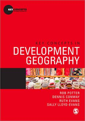 Key Concepts in Development Geography - Key Concepts in Human Geography (Paperback)