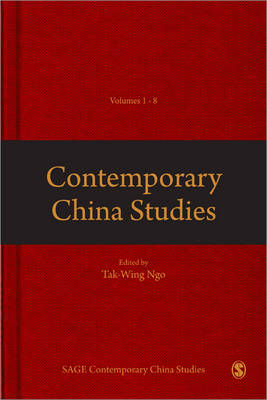 Contemporary China Studies: Collection (Hardback)