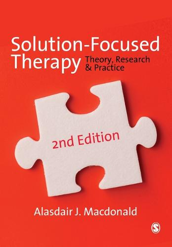 Solution-Focused Therapy: Theory, Research & Practice (Paperback)