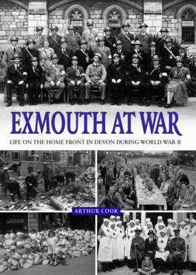 Exmouth at War (Hardback)