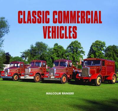 Classic Commercial Vehicles (Hardback)