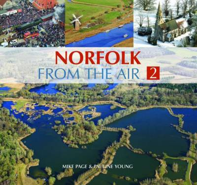 Norfolk from the Air 2 (Hardback)