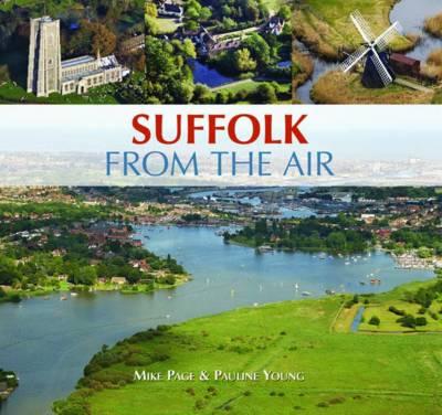 Suffolk From The Air (Hardback)