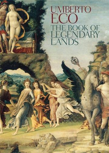 The Book of Legendary Lands (Paperback)