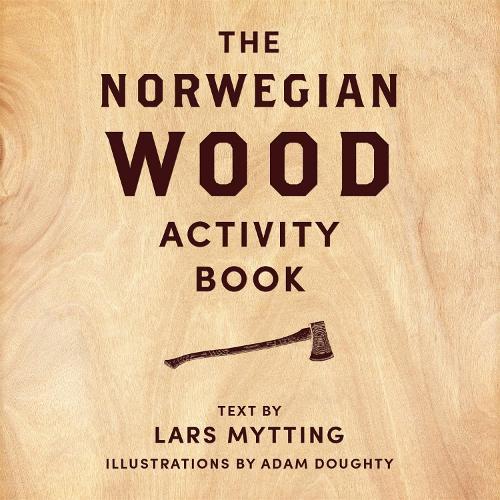 Norwegian Wood Activity Book (Hardback)