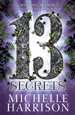 Cover of the book, 13 Secrets (Thirteen Treasures, #3).
