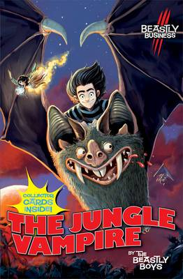 The Jungle Vampire: An Awfully Beastly Business - An Awfully Beastly Business 4 (Paperback)
