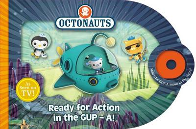 Octonauts: Ready for Action in the Gup-A - Octonauts (Board book)