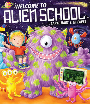 Welcome to Alien School (Paperback)