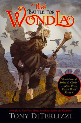 The Battle for WondLa (Paperback)