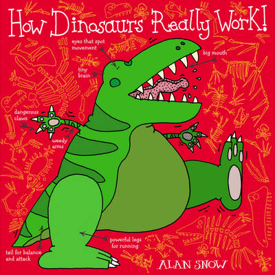 How Dinosaurs Really Work (Paperback)