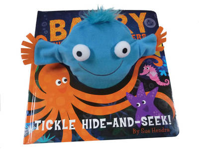 Barry the Fish with Fingers Tickle Hide & Seek (Hardback)