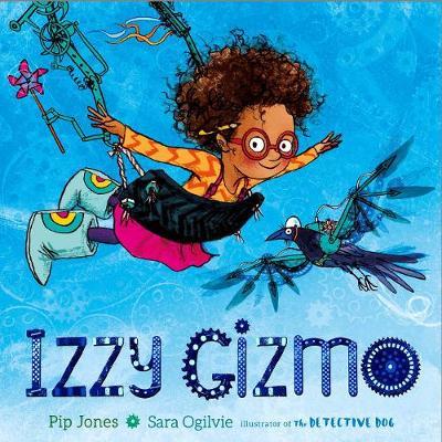 Izzy Gizmo (Hardback)