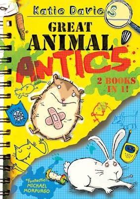Great Animal Antics: Bindup of Hamster Massacre/Rabbit Rescue (Paperback)