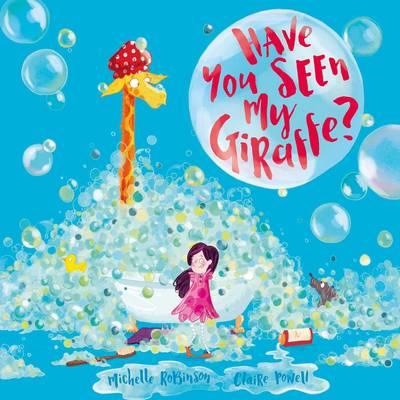 Have You Seen My Giraffe? (Paperback)