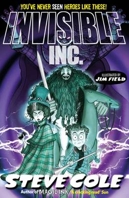 Invisible Inc. (Paperback)