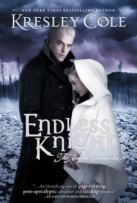 Endless Knight: Book 2: The Arcana Chronicles Book 2 (Hardback)