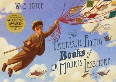 Fantastic Flying Books of Mr Morris Lessmore (Paperback)