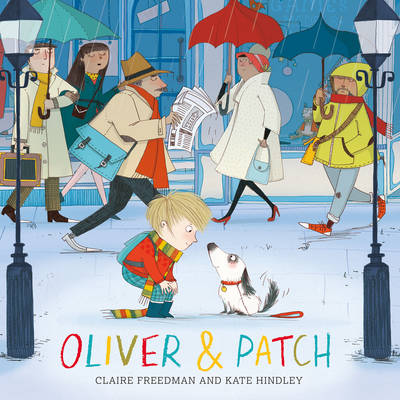 Oliver and Patch (Paperback)
