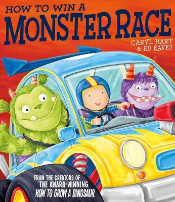 How to Win a Monster Race (Paperback)