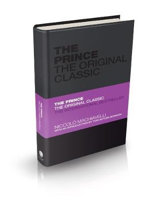 The Prince: The Original Classic - Capstone Classics (Hardback)