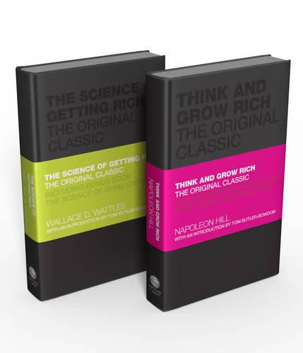The Success Classics Collection : Think and Grow Rich and The Science of Getting Rich - Capstone Classics (Hardback)