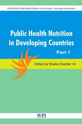 Public Health Nutrition in Developing Countries (Hardback)
