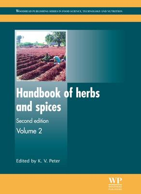 Handbook of Herbs and Spices: Volume 2 - Woodhead Publishing Series in Food Science, Technology and Nutrition (Hardback)