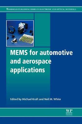 Mems for Automotive and Aerospace Applications - Woodhead Publishing Series in Electronic and Optical Materials (Hardback)