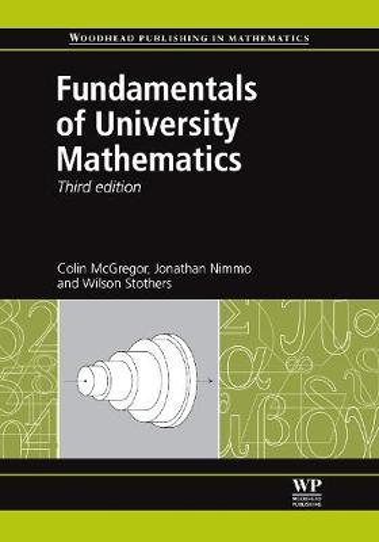 Fundamentals of University Mathematics (Paperback)