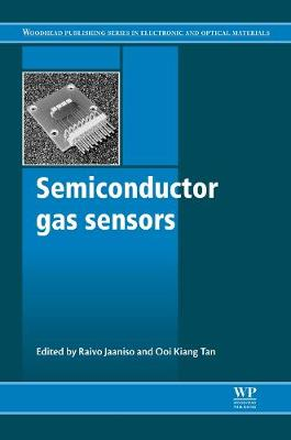 Semiconductor Gas Sensors - Woodhead Publishing Series in Electronic and Optical Materials (Hardback)