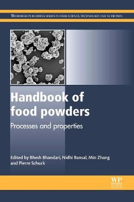 Handbook of Food Powders: Processes and Properties - Woodhead Publishing Series in Food Science, Technology and Nutrition (Hardback)